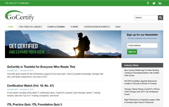 GoCertify