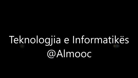 TiK @Almooc