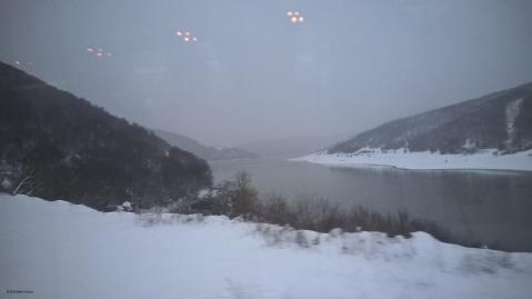 Liqeni dhe bora
