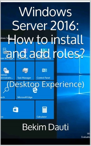 e-Book Windows Server 2016