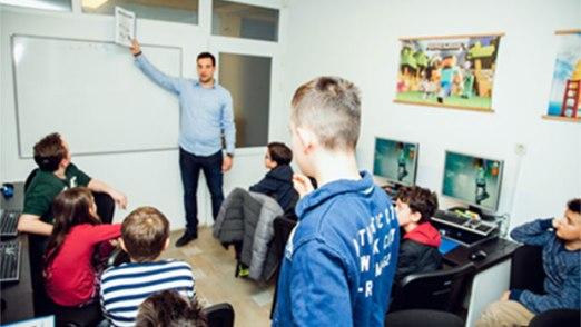 Shkolla digjitale 2