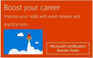 Microsoft boost pack