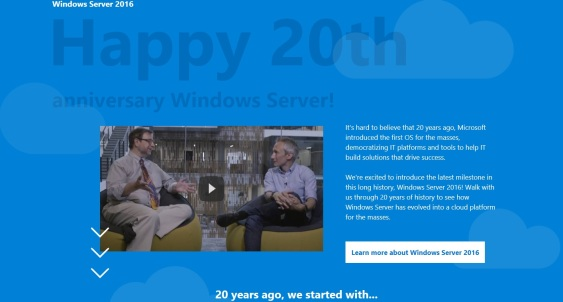 20yearswindowsserver