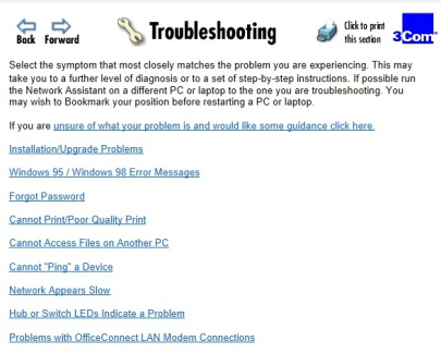 troubleshooting-by-3com