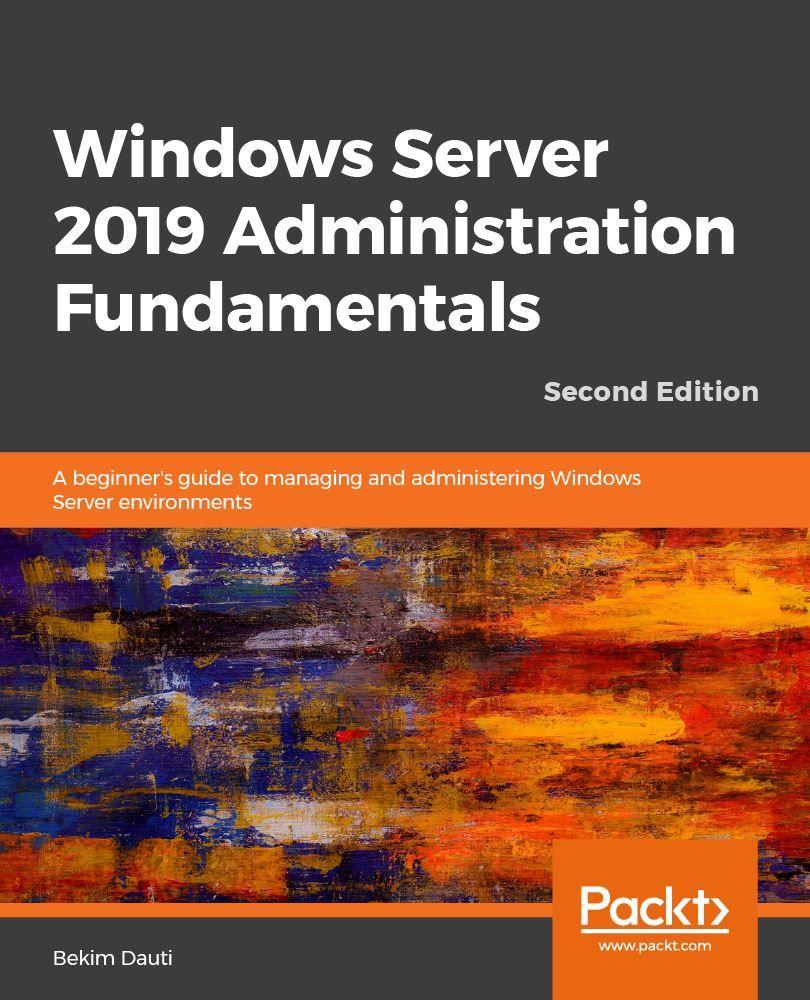 Book Review Windows Server 2019 Administration